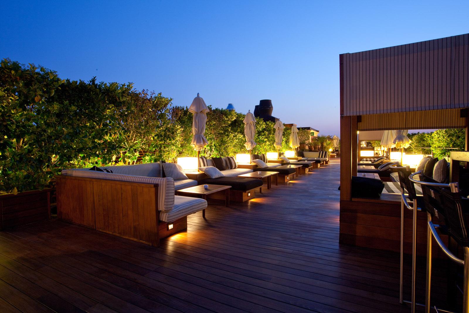 5 best rooftop bars in barcelona linguaschools barcelona for Terrazas de hoteles en barcelona
