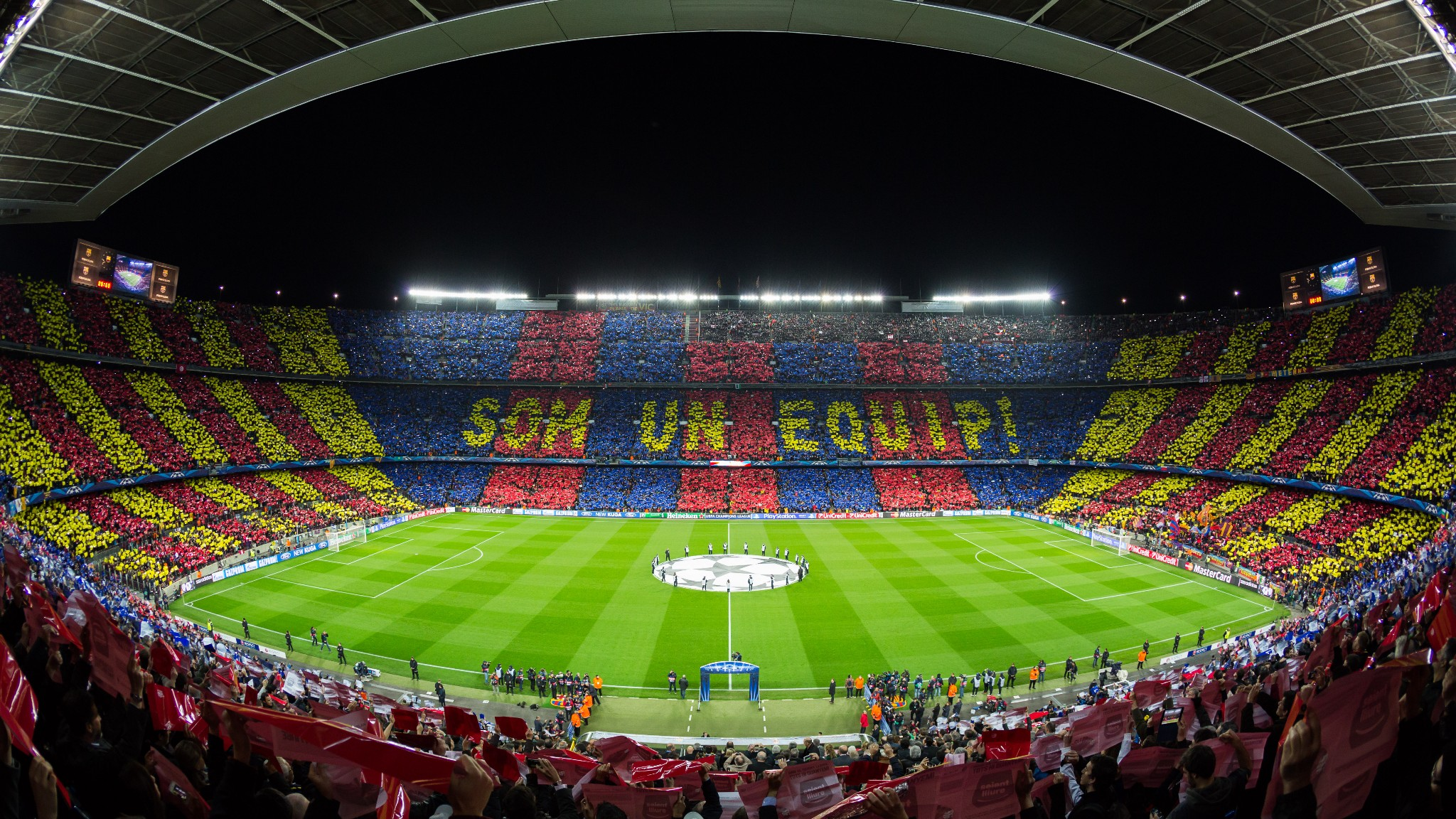 Barcelona Fc: 9 Best Venues To Watch Live Sports In Barcelona